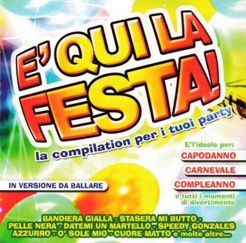 Various-e 'qui la festa! - CD -