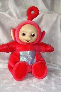 peluche-doudou-sonore-Po-Teletubbies-25-cm-environ-tomy-1996