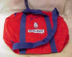 VINTAGE-SPUDS-MACKENZIE-HAMBLETONIAN-AT-THE-MEADOWLANDS-UNUSED-DUFFLE-BAG