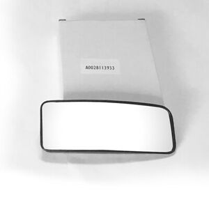 New Door Mirror Glass Driver Side W//Blind Spot For Mercedes-Benz CLS550 07-09