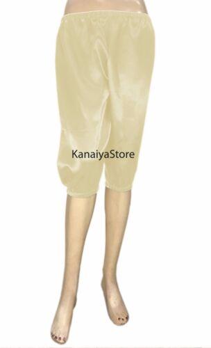Women Summer Satin Adult Baby Pantaloons Boxer Short Harem Yoga Pant Belly Dance