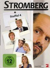 "CHRISTOPH MARIA HERBST ""STROMBERG STAFFEL 4"" 2 DVD NEU"