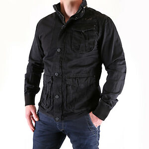 new g star amundsen premium overshirt herren jacke gr m l. Black Bedroom Furniture Sets. Home Design Ideas