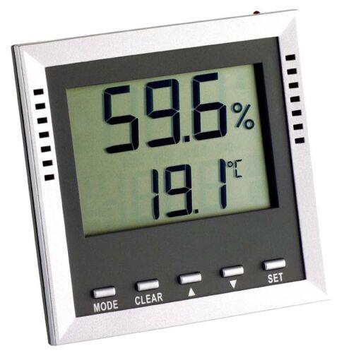 TFA 30.5010 Klimaguard TERMOMETRO IGROMETRO DIGITALE FUNZIONE DI ALLARME TERMOMETRO
