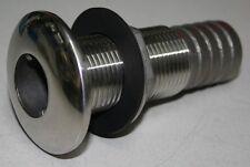 "Marpac 1-1/8"" Stainless Steel Thru-Hull"