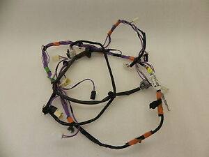 mazda rx8 rhd tail lights rear lamp wiring harness fe1567060b ebay rh ebay ie metra rx8 wiring harness rx8 engine wiring harness diagram