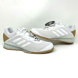 Details about Adidas Leistung 16 II BOA Weightlifting Shoes - White - [AC6977] - Men's Size 13