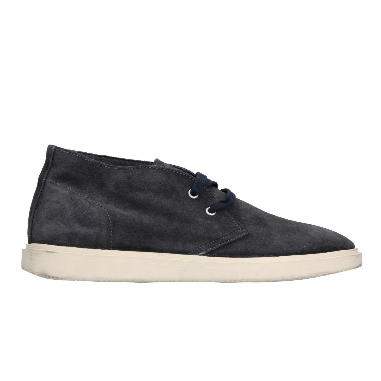 Scarpe casual da uomo  FRAU Polacchini scarpe uomo blu  mod. 18A1