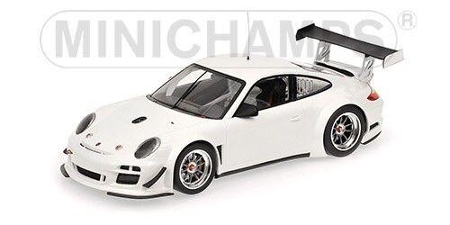 Modelo de escala 1 18 Porsche 911 GT3R-Street - 2010-biancao
