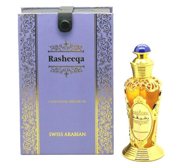 New ATTAR RASHEEQA 20ml OIL BY SWISS ARABIAN 100% ORIGINAL