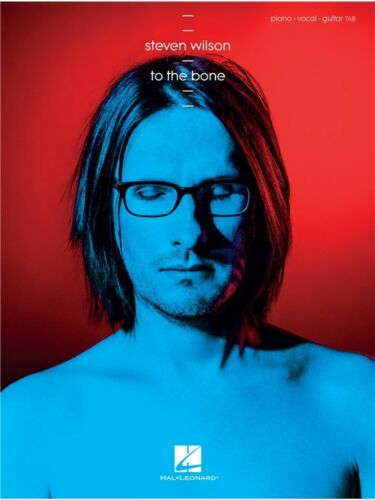 Steven Wilson To The Bone Piano Vocal /& Guitar Learn to Play Sheet Music BOOK