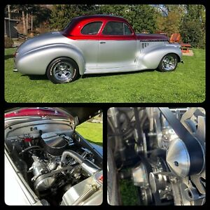 1940 Chevy Business Coupe