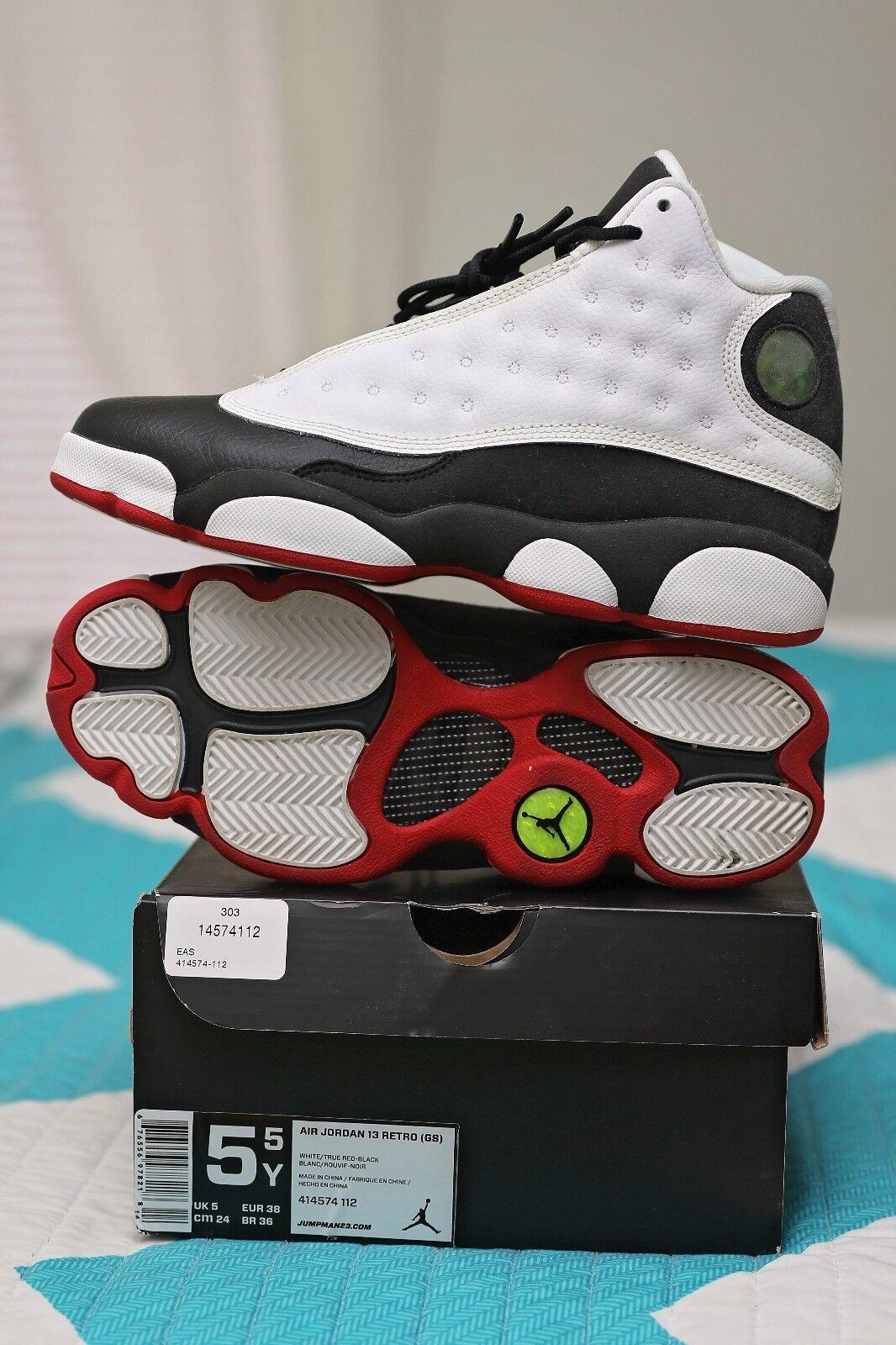 Nike Air Jordan 13 Retro He Got Game GS Sz. 5.5