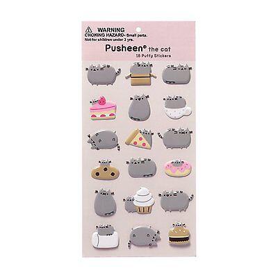 Gund Pusheen Sticker Sheet 4048961