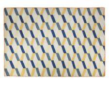 Geometric Hand Tufted Rug