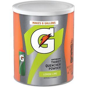 Gatorade-LEMON-LIME-Thirst-Quencher-Powder-50-9-oz-1-44kg-USA-Import