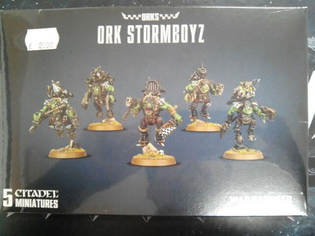 Warhammer 40.000 - Ork Stormboyz 50-13 99120103056