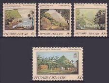 Pitcairn Mi Nr. 257 - 260 **, Natur Landschaften, postfrisch MNH