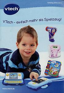 Vtech Spielzeug Prospekt 2010 2011 D Spielzeugprospekt Spielzeuge catalogue