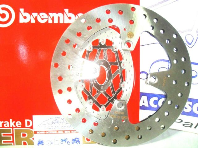 Disk Rear Brake Brembo Serie ORO Round Fixed Ducati 1 - Brembo 68B407H1