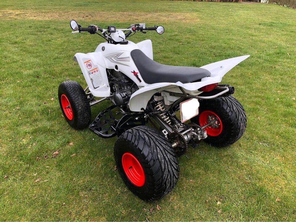 Yamaha Raptor , 2016, 350 ccm