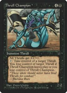 Derelor Fallen Empires NM Black Rare MAGIC THE GATHERING MTG CARD ABUGames