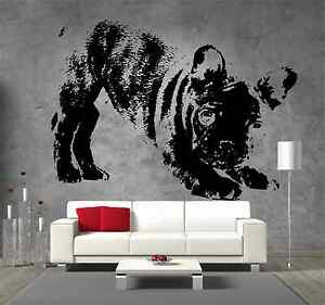 French-Bulldog-Puppy-Vinyl-Sticker-Wall-Art-Boys-Bedroom-Garage-Play-Room