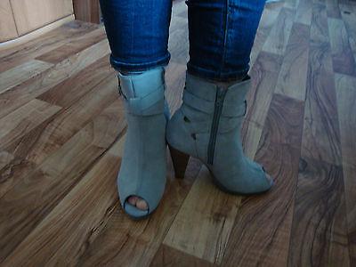 Damen Schuhe Halbschuhe Echtleder Gr.39 Neu