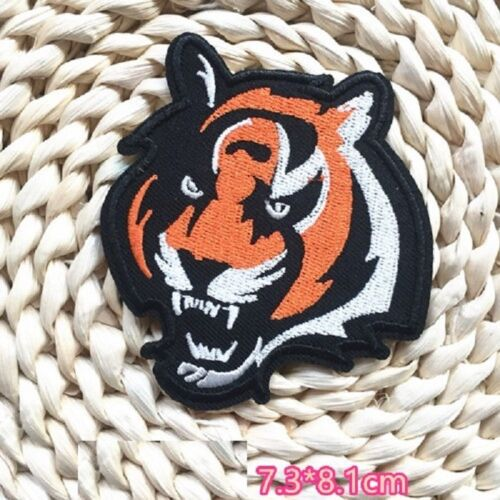 tiger patch Tiger Embroidered Iron On Patch