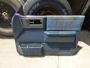 86 94 S10 Blazer Passenger Door Panel Power Window Ebay