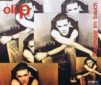 oli.p - Flugzeuge im Bauch CD ( 4 Track ) Maxi Single 1998