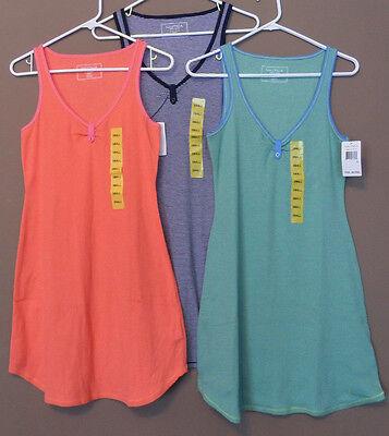 NWT Women's Nautica Sleep Dress - Pajamas - Sleepwear / Sleeveless