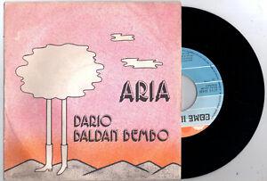 DARIO-BALDAN-BEMBO-ARIA-NICO-1975-COME-IL-VENTO-ITALY-7-034-45-GIRI