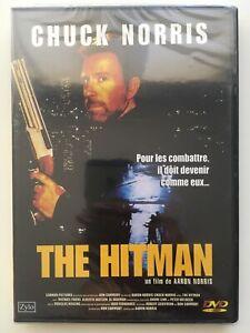 The-Hitman-DVD-NEUF-SOUS-BLISTER-Chuck-Norris