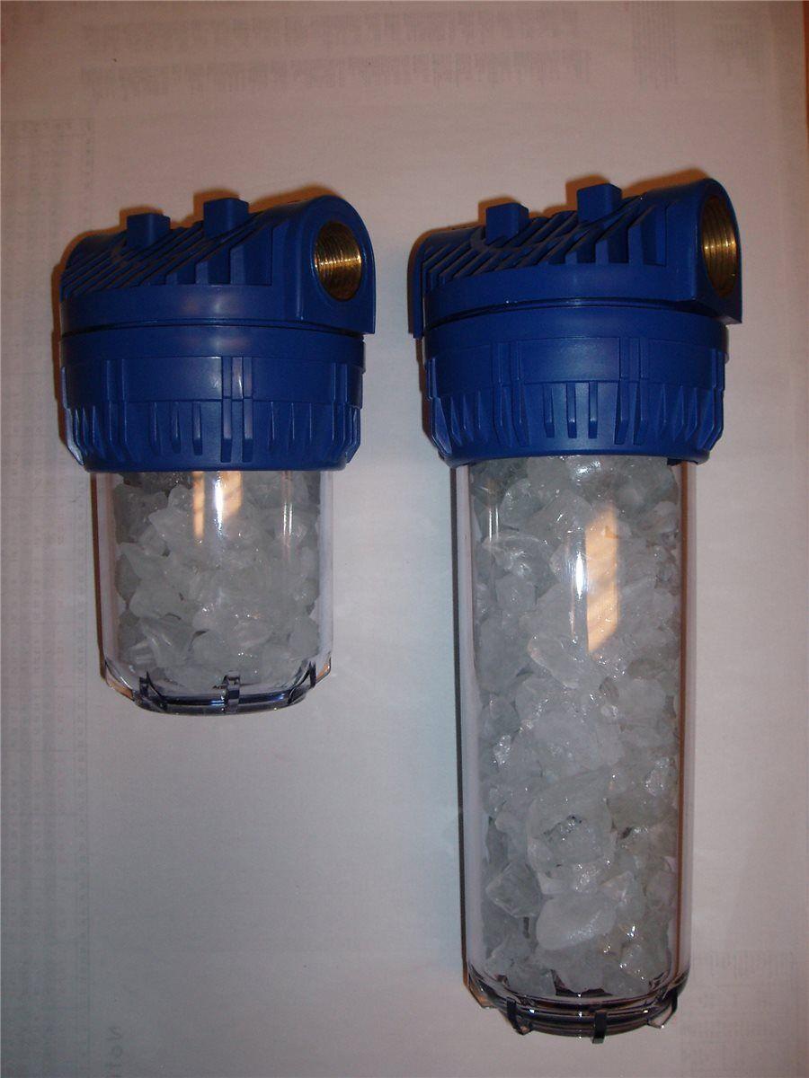 FILTRO DE AGUA polyphosphat del  ablandamiento Cal abastecimiento Bomba