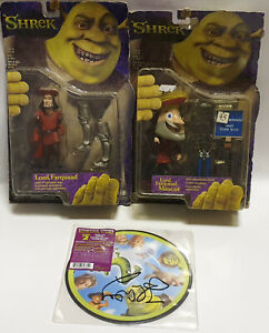 SHREK-LORD-FARQUAAD-MASCOT-LORD-FARQUAAD-ACTION-FIGURES-amp-RECORD-BY