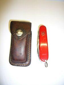 D028l Victorinox Hoffritz Swiss Army Knife Saw Scissor