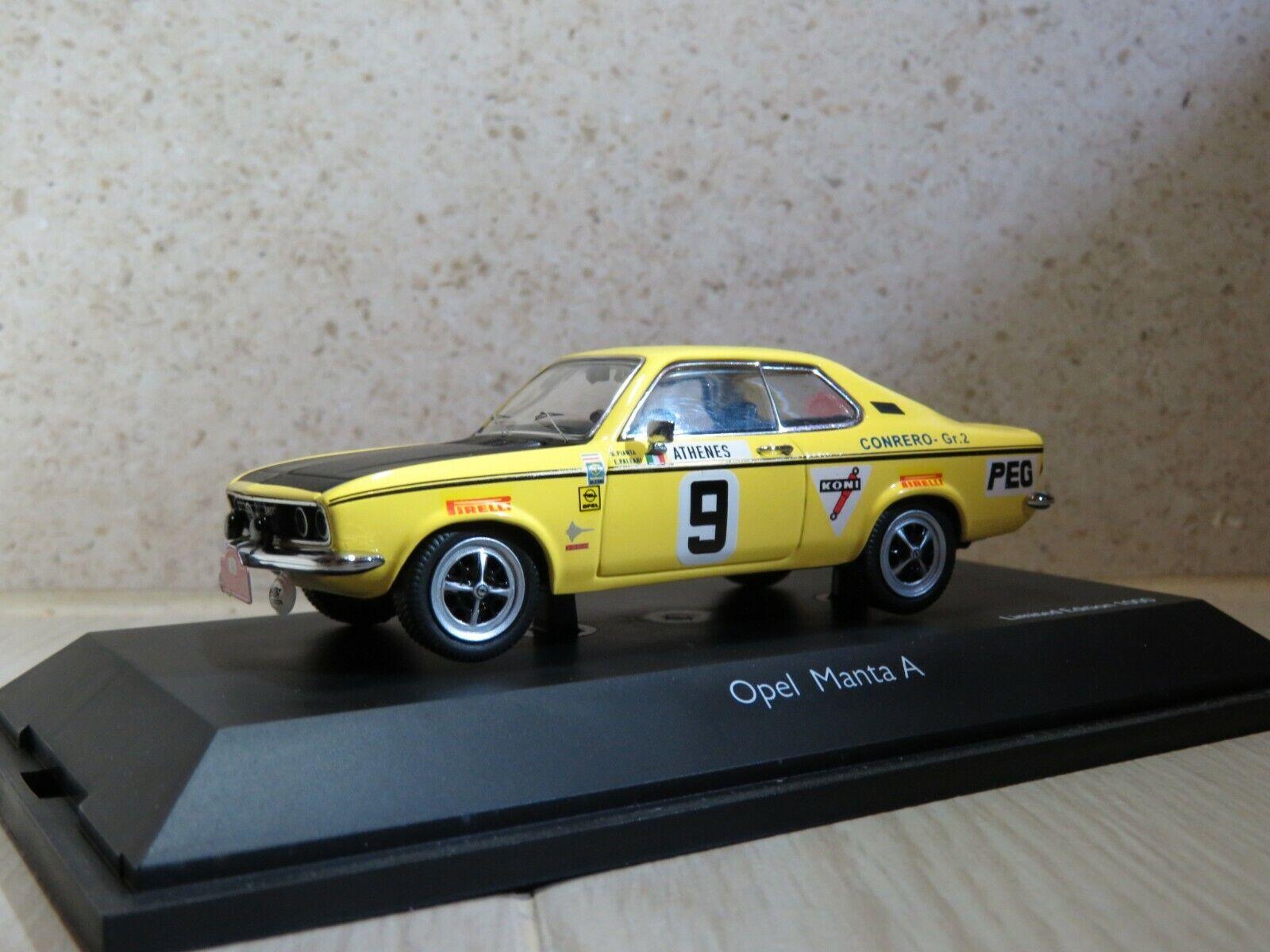 1 43 Schuco Opel Manta A Conrero diecast LS