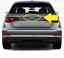 New Genuine AUDI A3 Rear Trunk AUDI Badge Emblem 8V7853742 2ZZ OEM