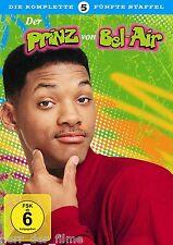 DER PRINZ VON BEL-AIR, Staffel 5 (Will Smith) 3 DVDs NEU+OVP