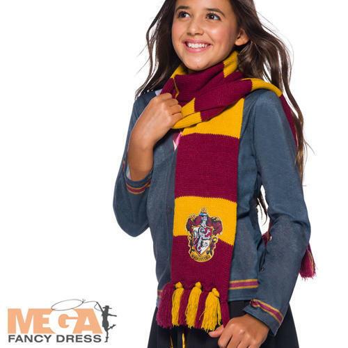 Sciarpa Grifondoro Bambini Costume Harry Potter World Book Day Costume Accessorio
