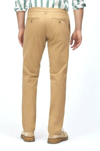 NWOT Khaki Straight Fit Summerweight Washed Chinos from Bonobos Size 34 X 34