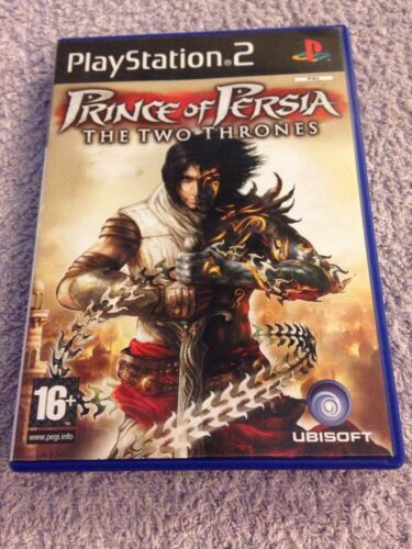 1 of 1 - Play Station 2 (PS2) Prince of Persia The Two Thrones