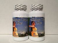 Moringa Extract Claris Vitamins 1000 Mg Top Quality Energy Booster Weight Loss