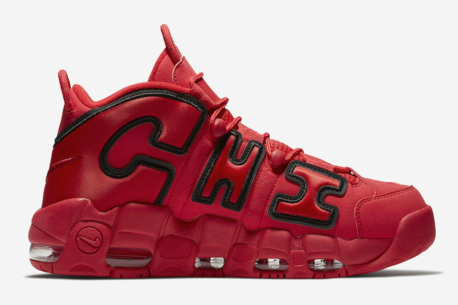 Nike Air More Uptempo Chi Comfortable Comfortable and good-looking
