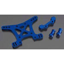 Traxxas TRA6839X Blue Aluminum Front Shock Tower: 1/10 Slash 4x4 & Stampede 4x4