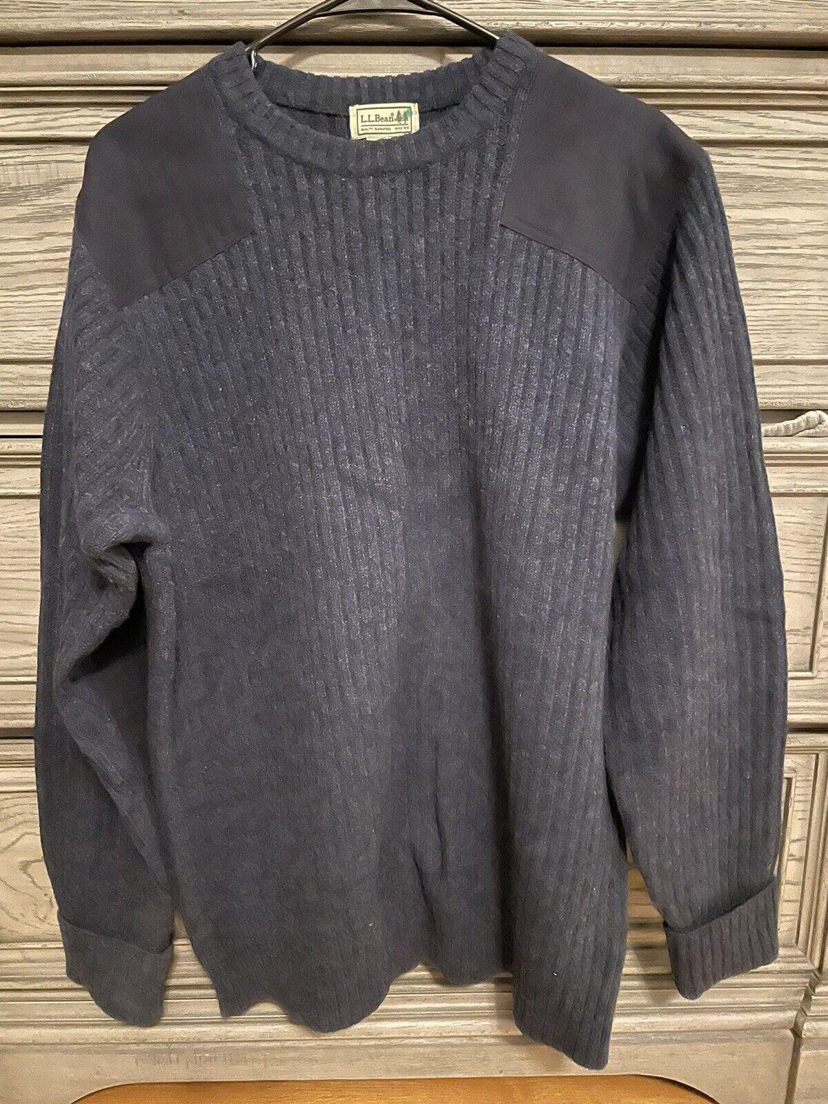 Mens LL Bean Sweater - image 2
