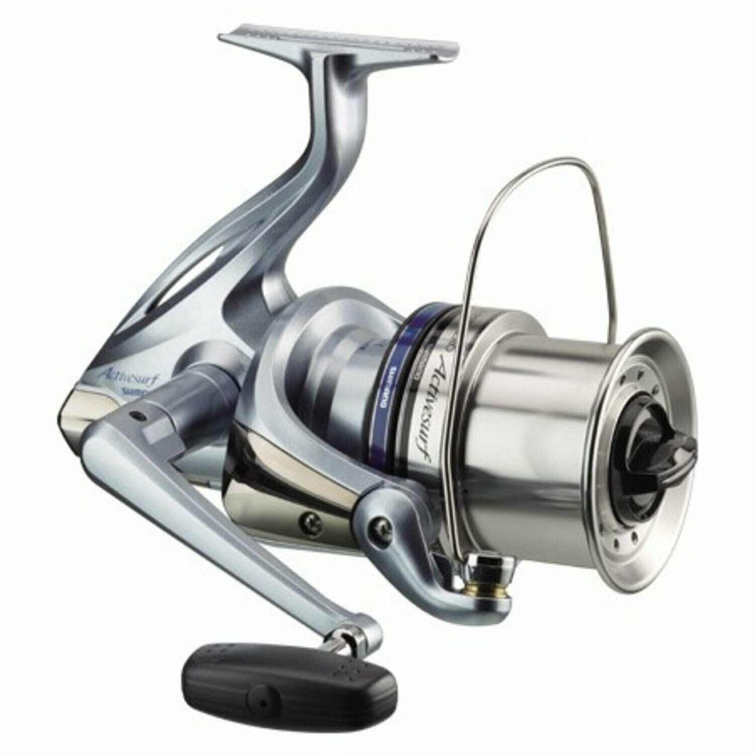 Spinning Reel SA Active Surf Fine Thread SHIuomoO From Stylish anglers