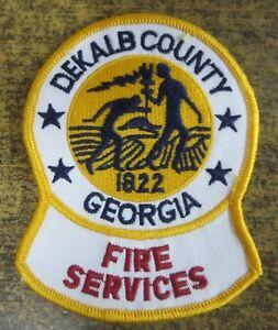 Details about GWINNETT COUNTY FIRE DEPT GEORGIA FIRE/RESCUE DEPARTMENT  PATCH!