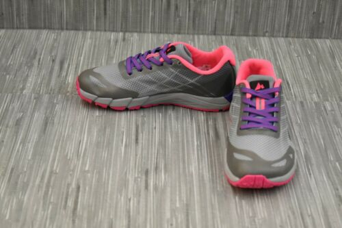 Gray NEW Little Girls Size 1.5 W **Merrell Bare Access MC58620 Athletic Shoes